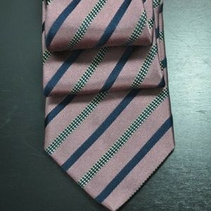 NEW Brioni Purple 100% Silk Tie